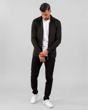 Neo-faux-suede-overshirt-shaded-black